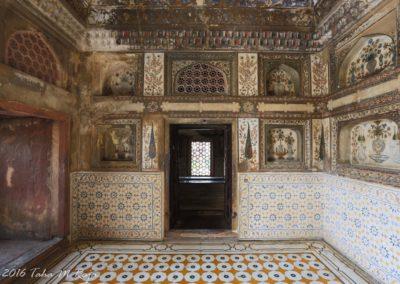 Inside Baby Taj