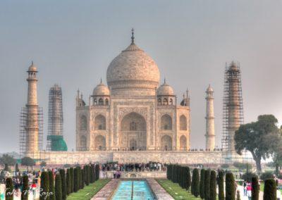 Early Monring Taj Mahal
