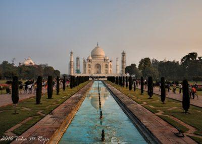 Sunrise II Taj