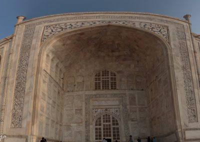 Panorama Entrance Taj