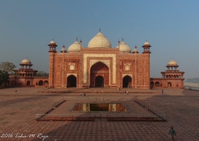 The Mosque at Taj