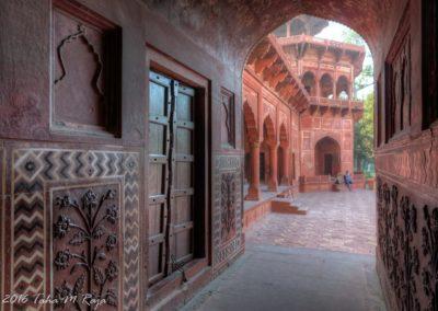 Meet at Taj