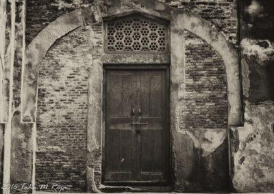 Mughal Doors