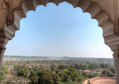 A View from Fort - Taj