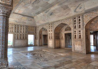 Bedroom of Shah Jahan