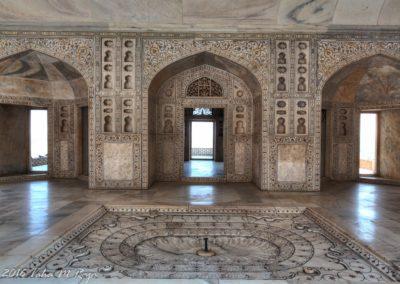 Bedroom of Shah Jahan II