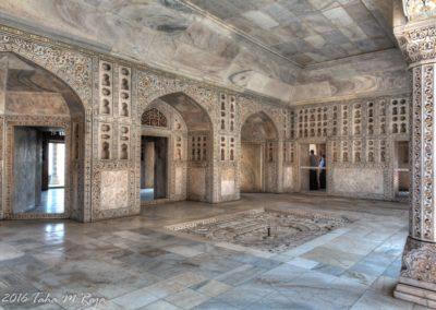 Bedroom of Shah Jahan III