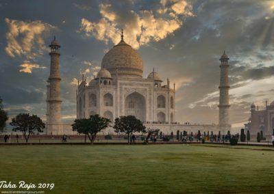 Taj Mahal Agra Delhi