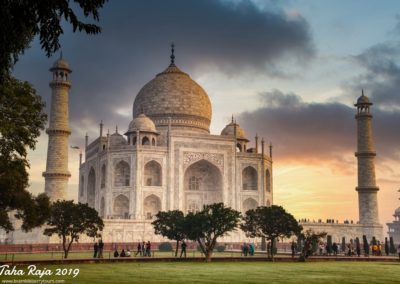 Taj Mahal, Agra, India 2019
