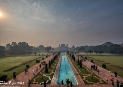 Taj Mahal, Agra, India 2019